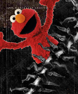 ElmoCentipede Best/Worst Promos of the Week: Elmo and The Human Centipede Unite