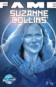 The Cover of FAME Suzanne Collins