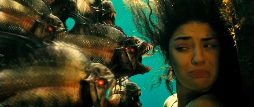Piranha movie 3dd