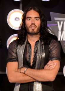 actor Russell Brand