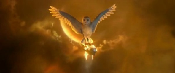 Screen capture from movie trailer Legends of the Guardians The Owls of GaHoole One Year Ago: Catching Up with Wall Street: Money Never Sleeps, The Owls of GaHoole, and More