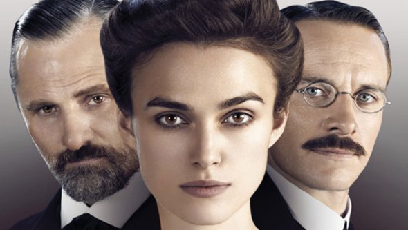 Segment of A Dangerous Method poster