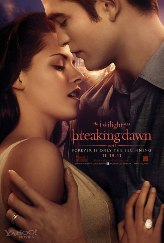 Movie Posters: 'Breaking Dawn,' 'Mission Impossible: Ghost