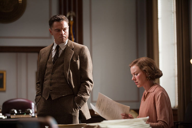 jedgarmdc Leonardo DiCaprio Looks Official in the J. Edgar Trailer
