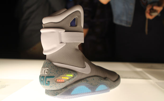lead mag 1 Nike Finally Releasing Back to the Future 2 Air Mags (Updated with Shoe Images and Details)