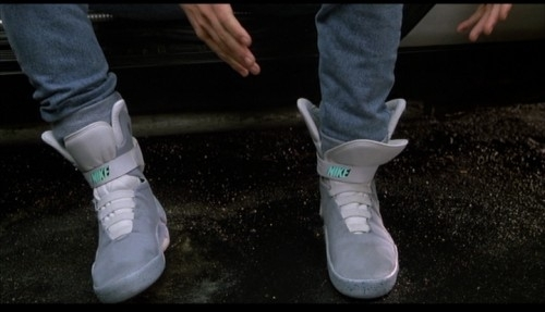 nike back to the future kicks 1 Nike Finally Releasing Back to the Future 2 Air Mags (Updated with Shoe Images and Details)