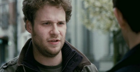seth rogen as kyle in 50 50 2011 Dialogue: Seth Rogen on 50/50, Telling Personal Stories and Getting a Little Help from His Friends