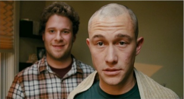 seth rogen kyle and joseph gordon levitt Dialogue: Joseph Gordon Levitt on Cancer Comedies, Christopher Nolan and Creating Short Films with 300 Other People