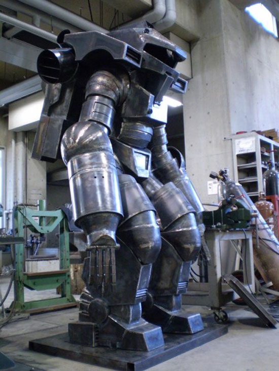 See/Learn: What 'Starship Troopers' Power Armor Suits ...