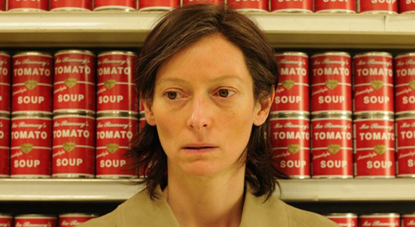 Tilda Swinton in 'We Need to Talk About Kevin'