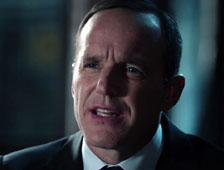 Agent Coulson in the Marvel Short Thor's Hammer