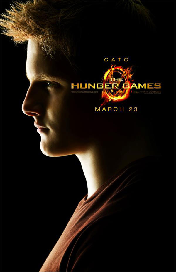 Cato Character Poster