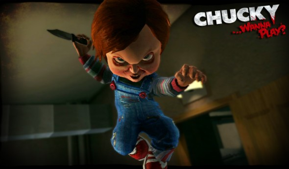 Chucky from Child's Play videogame