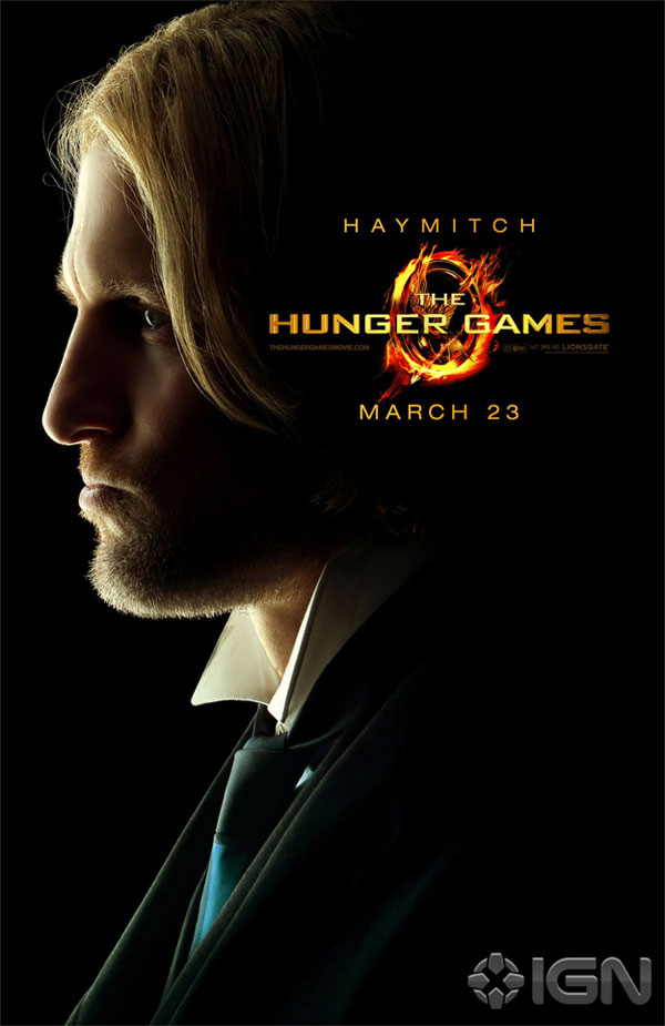 Haymitch Character Poster