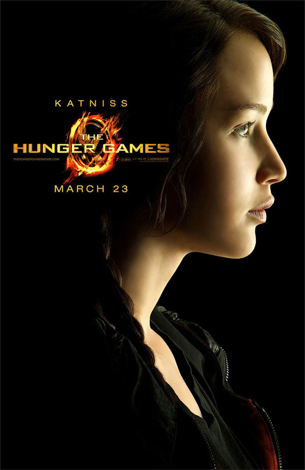 Katniss Character Poster