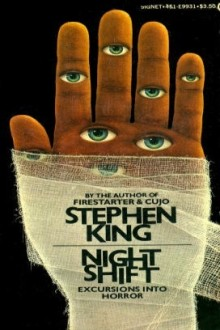 Cover to Stephen King's Night Shift