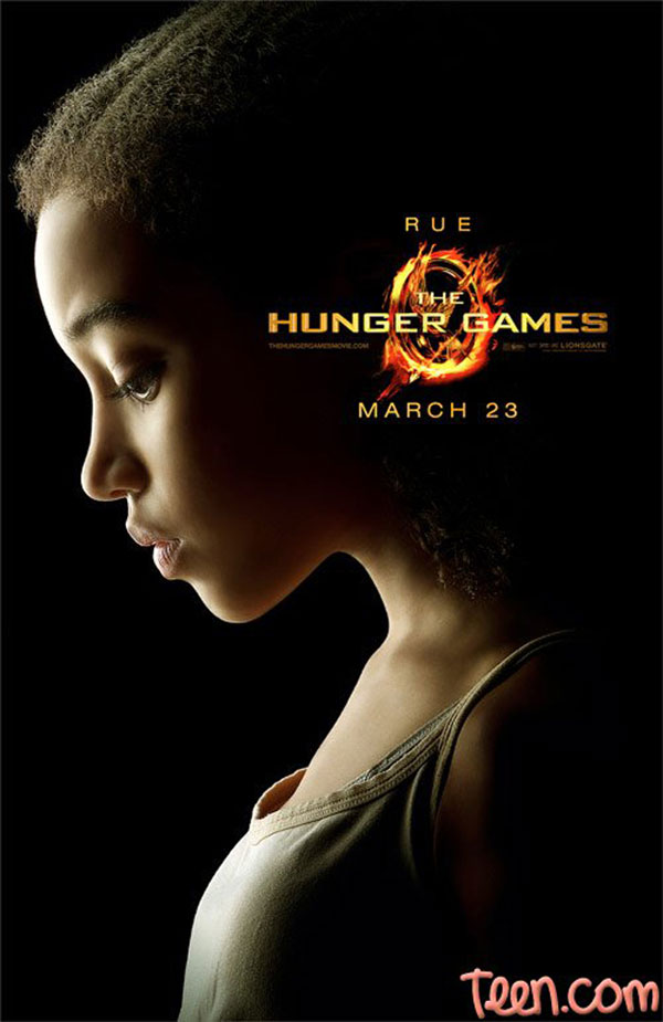 Rue Character Poster