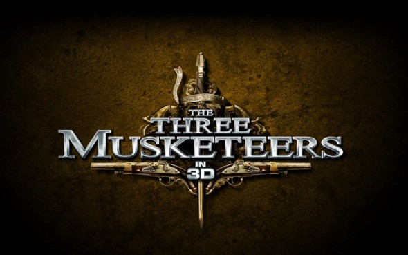 Three Musketeers banner