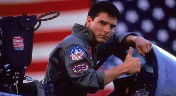 Top%20Gun%20Thumbs%20Up The Conversation: Top Gun 2 Gets New Writers. Is Your Breath Taken Away?