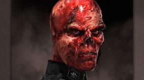 Red Skull Concept Art
