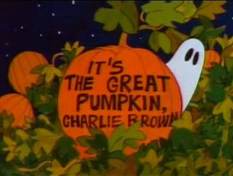 charlie brown pumpkin Raising a Cinephile: Halloween Specials For The Whole Family