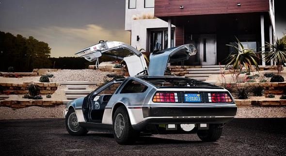 delorean%20electric The Conversation: Who Will Be Getting an Electric Powered DeLorean?