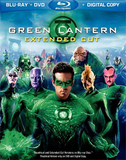 green lantern blu ray cover thumb Green Lantern Blu ray Review: A Treat for Fans of the Character