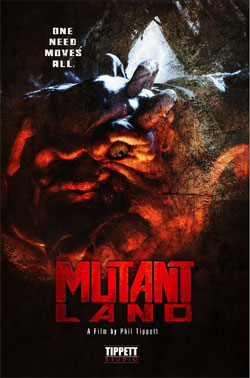 mutant land poster Dialogue: Phil Tippett on the Film Industry and Everything From Jurassic Park 4 to E.T. 2 to Philip Kaufmans Hemingway