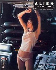Ripley, Underwear, Alien