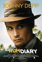 rumdiary Watch/Learn: Hunter S. Thompson Records the Journey of Turning The Rum Diary Into a Film