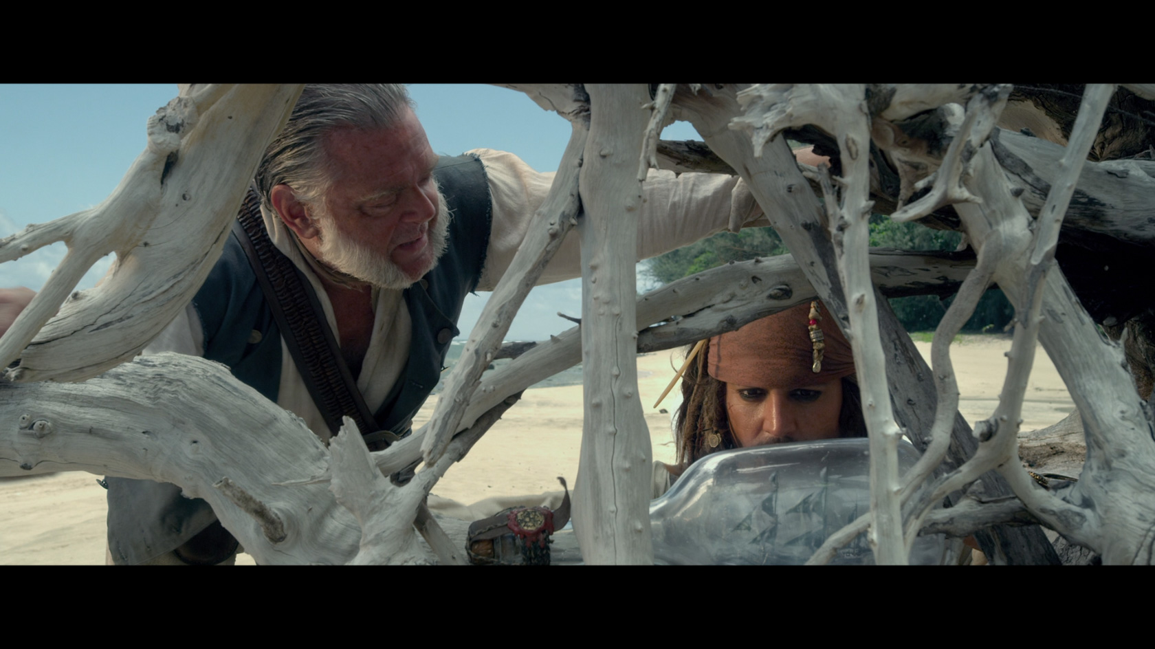 Pirates of the Caribbean: On Stranger Tides' Blu-ray Review