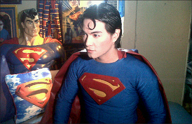 superman herbert chavez Look: Some Guy Undergoes Multiple Surgeries to Look More Like Superman