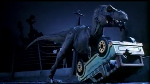 t rex animatic tippett Dialogue: Phil Tippett on the Film Industry and Everything From Jurassic Park 4 to E.T. 2 to Philip Kaufmans Hemingway
