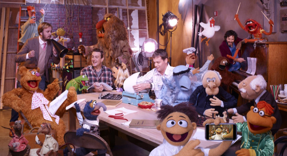 the%20muppets%20mess%2001 The Conversation: Does the Backlash from Frank Oz and Others Hurt Expectations for The Muppets?