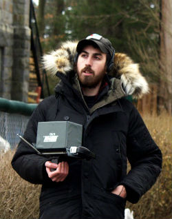 ti west hotd Dialogue: Ti West on the Difference of Shooting Film, Current Horror Trends, Youre Next and Joe Swanberg