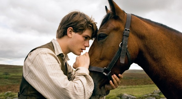 war horse movie image jeremy irvine 01 The Awards Line: The Early Numbers on Best Picture
