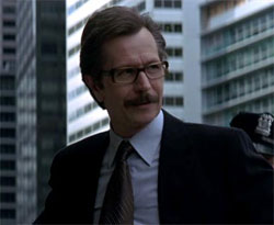 Gary Oldman as Jim Gordon
