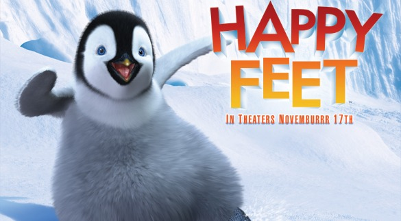 Happy Feet 2 Movie One Year Ago: Catching Up with Deathly Hallows Part 1, The Next Three Days, and More