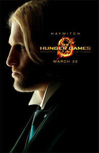 Haymitch Hunger Games Poster