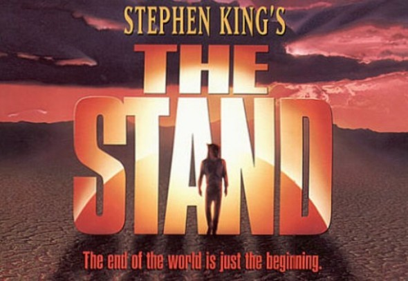 Stephen King's The Stand art