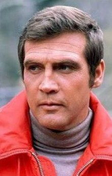 Lee Majors in The Six Million Dollar Man