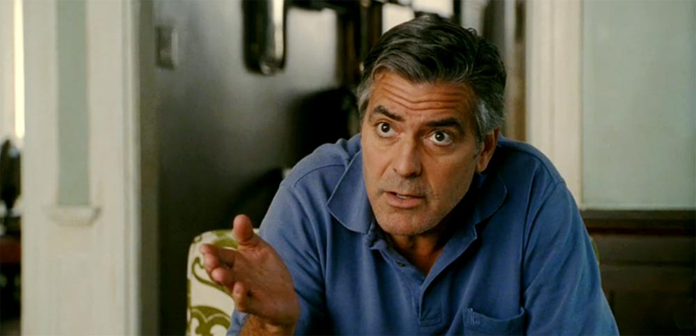 The Descendants George Clooney The Awards Line: The Race for Best Actor