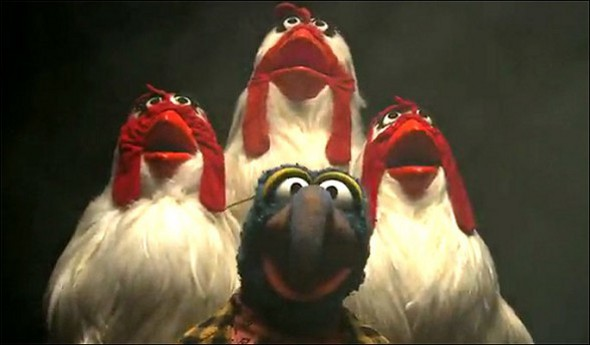 The Muppets Bohemian Rhapsody 588x344 Short Rounds: Five Puppet Flicks to Kick Off Your Muppet Weekend