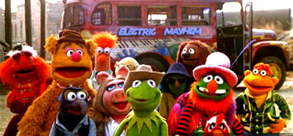 TheMuppetMovie The Essential Guide to Locating Famous Humans in Muppet Movies