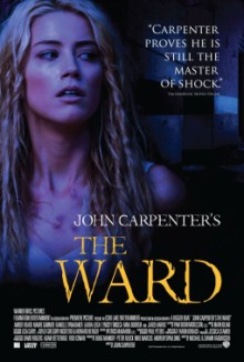 poster for John Carpenter's The Ward