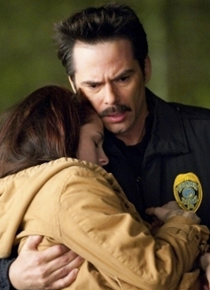 Charlie and Bella in New Moon