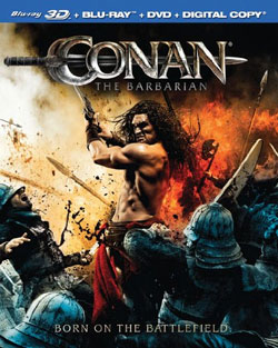 conan blu ray cover Conan the Barbarian Blu ray Review: You Will be Surprised at How Entertaining This Disc Is