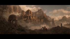 conan hyboria castle 285px Conan the Barbarian Blu ray Review: You Will be Surprised at How Entertaining This Disc Is