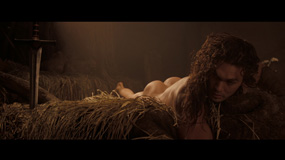 conan jason momoa butt 285px Conan the Barbarian Blu ray Review: You Will be Surprised at How Entertaining This Disc Is