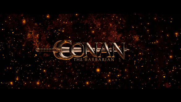 conan title card 585px Conan the Barbarian Blu ray Review: You Will be Surprised at How Entertaining This Disc Is